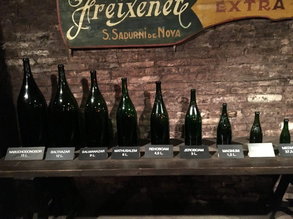 ワインのボトル